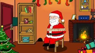 Tied Santa Escape - walkthrough
