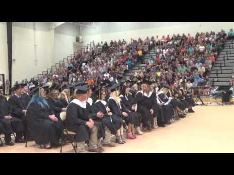 2017 Henryetta High School graduation
