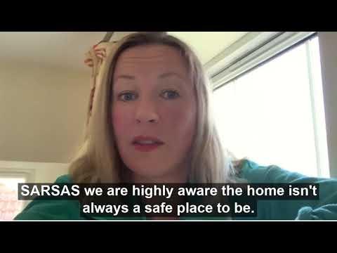 Bristol Women's Commission partner & SARSAS CEO Claire Bloor for #16DaysofActivism