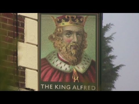 Alfred the Great remains found?