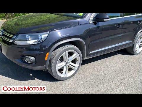 2016 Volkswagen Tiguan Troy, Albany, Schenectady, Clifton Park, Latham, NY 5681Z