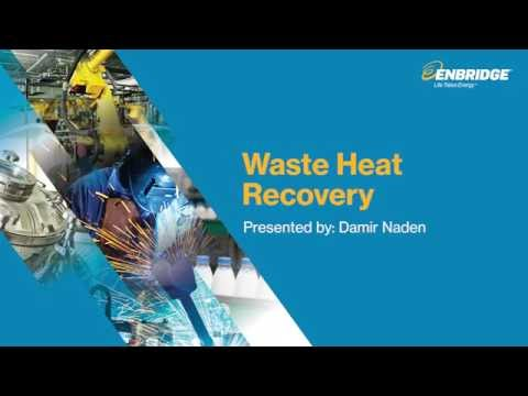 Waste Heat Recovery Workshop
