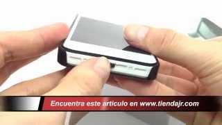 Taser Paralizador Electrico En Forma De Celular Iphone Defensa Personal