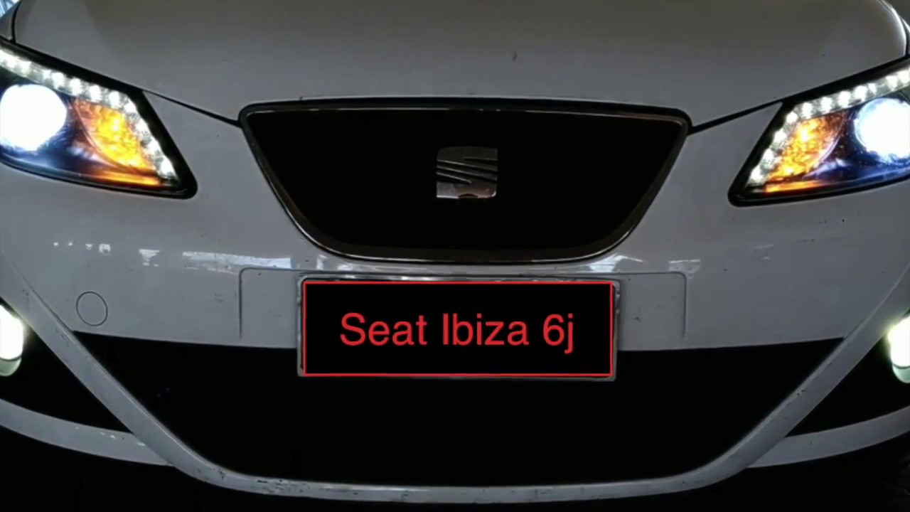 Lampen Ibiza Style How To Replace Headlights Seat Ibiza