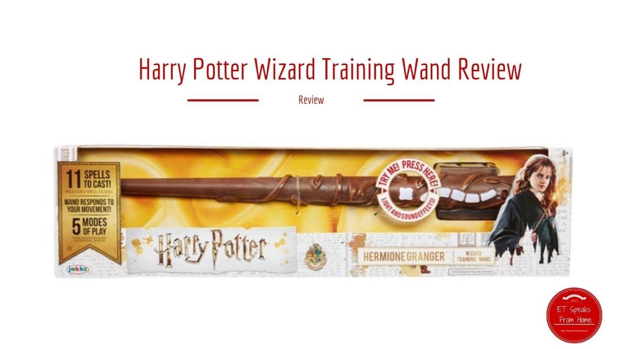 Harry Potter Wizard Training Wand Hermione Granger *BRAND NEW*