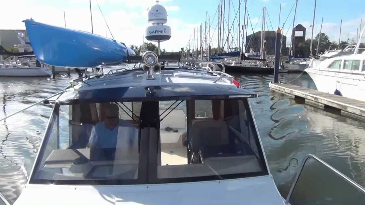 See The NEW Cutwater 28 At Texas Power Yachts YouTube