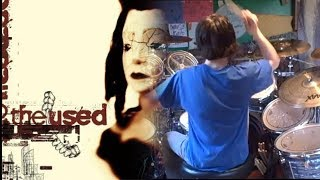 Kyle Abbott - The Used - The Taste of Ink (Drum Cover)