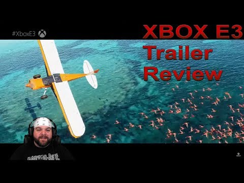 Microsoft Flight Simulator | Xbox E3 Trailer Review