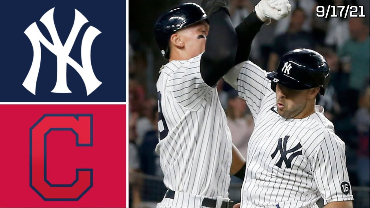 Download New York Yankees Vs. Cleveland Indians   Game Highlights   9/17/21