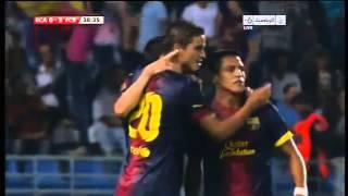 Barcelona vs Raja Club Athletic 8-0