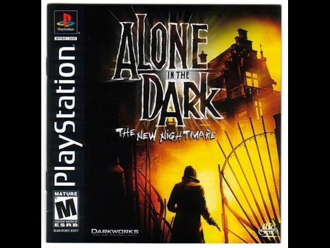 Alone In The Dark Ps1 Walkthrough