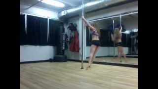 Motor City Pole Dance Competition - Jen Roberts