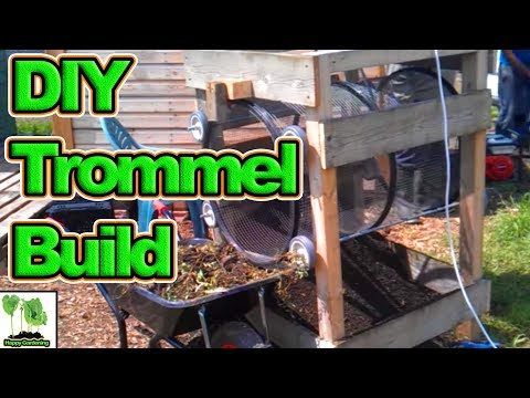 How To Build A Trommel !