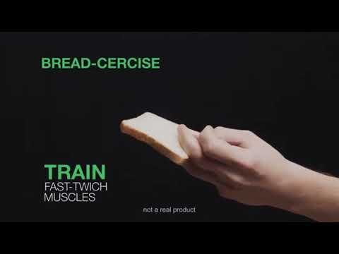 Gamer Bread Full Ad