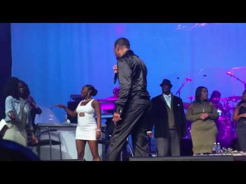 Keith Sweat- Nobody Raleigh Music Fest