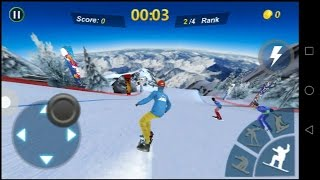 Snowboard Master 3D | Android Gameplay FULL HD #1