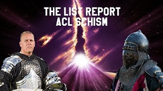 The Schism of the ACL | The List Report