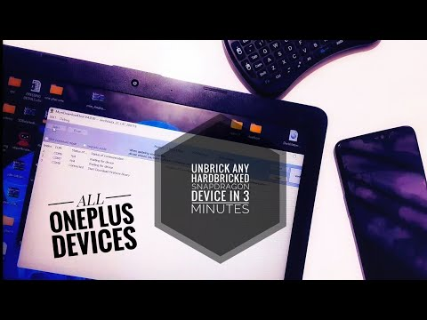 UNBRICK Any Android HARD BRICKED Device In 3 Minutes: THE 2021 TUTORIAL!