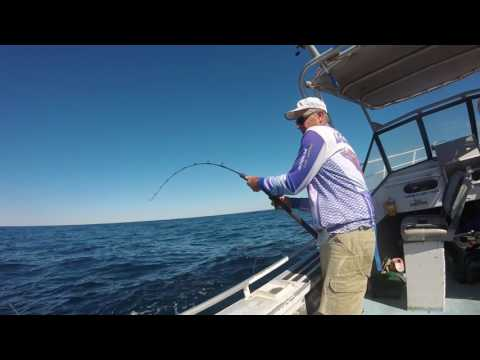 Coral Bay Fishing Trip 2017