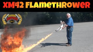 XM42 Flamethrower
