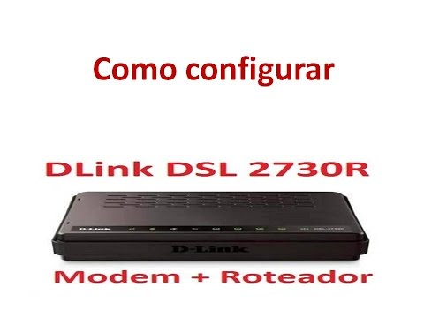 D-Link DSL-2730R Router Drivers Windows XP