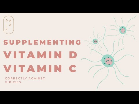 How to Correctly Take Vitamin D and Vitamin C to Save Yourself From Viruses Palak Notes