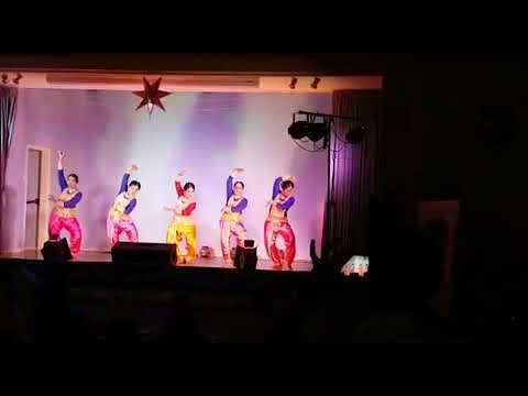 Bahubali theme .. Dance