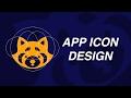 App Icon Design Tutorial | Adobe Illustrator CC