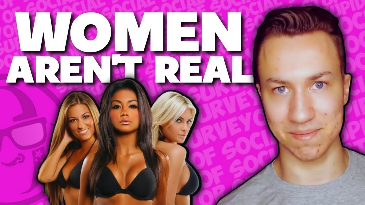 Download This ALPHA MALE Thinks WOMEN ARENT REAL