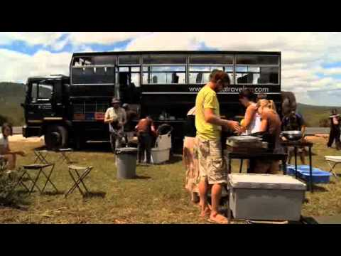 Overlanding with Africa Travel Co