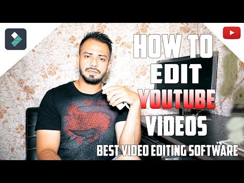 How to edit YouTube videos - Best Video Editing Software For YouTube - 동영상