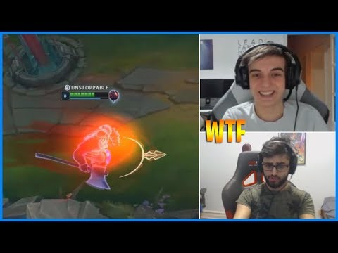 Sylas vs Sion's Ult interaction | Perkz gets Trolled by Caps | LoL Daily Moments Ep #341