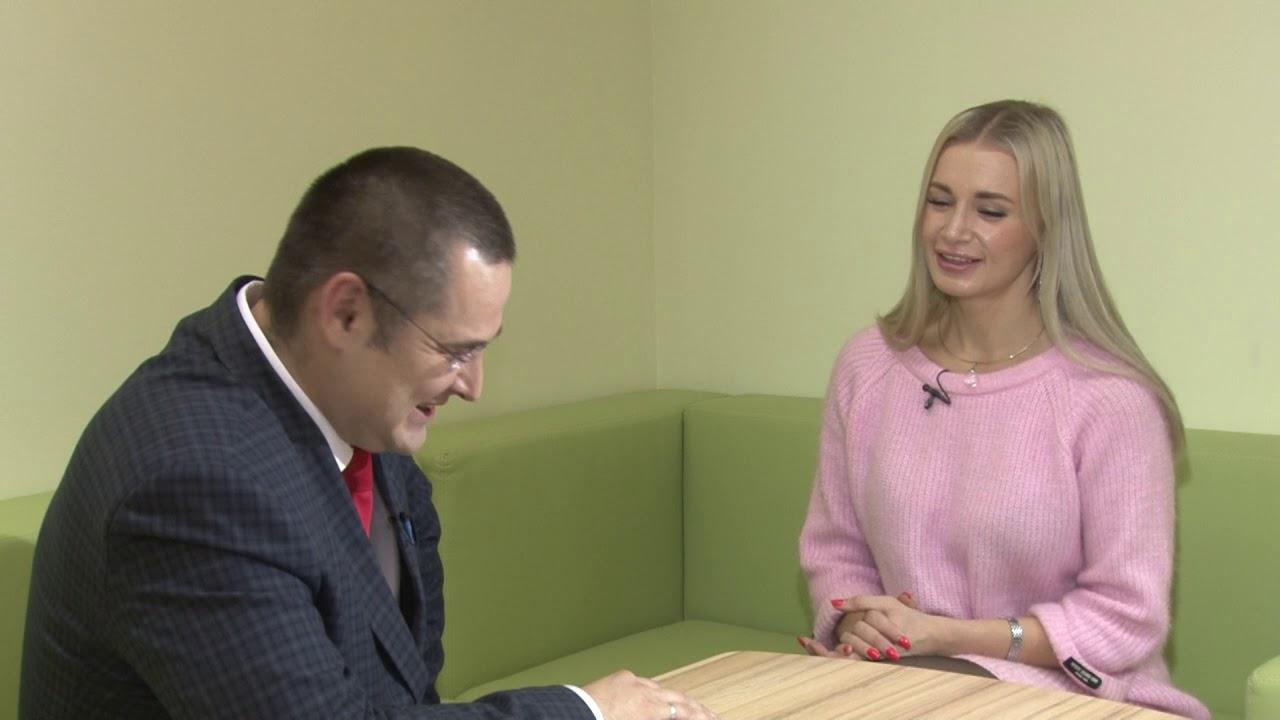 Специальное интервью Успехи и достижения Лесногородской СОШ hd