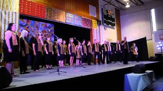 World VillageGospel Choir at Folklorama 2013 Winnipeg Canada