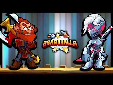 ► Speed Leveling Brawlhalla ◄ Ulgrim • Val • Artemis • Barraza