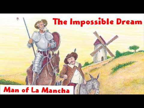 The Impossible Dream (Man of La Mancha cover)