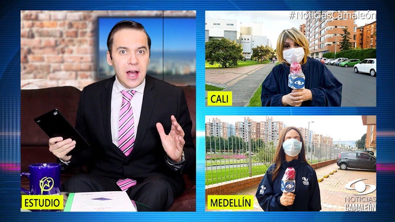 Noticias Camaleón #15 - Inseguridad, qué está pasando?