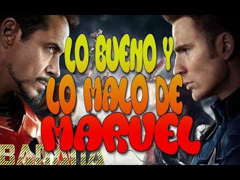 ¿Lo que amo y odio de las peliculas de Marvel? - #TAG MCU - Andres Navy,Nick Strange, NinoGuero,.