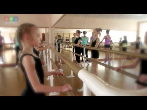 Rhythmic Gymnastics Training - Ivanovo