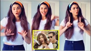 Baixar Salman Khan GF Daisy Shah CUTELY Doing DANCE Challange