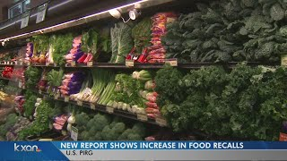 New report shows increased food recalls is part of a bigger problem