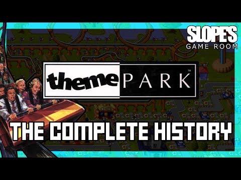Theme Park: The Complete History - SGR