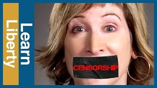 student censorship free speech on campus ep 6 learn liberty