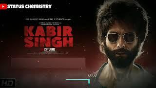 kabir-singh-full-mass-bgm-quality-ringtone-bgm-version
