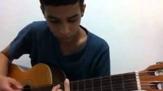 We are young - fingerstyle cover