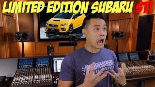 Subaru STI S207 I hate you Japan