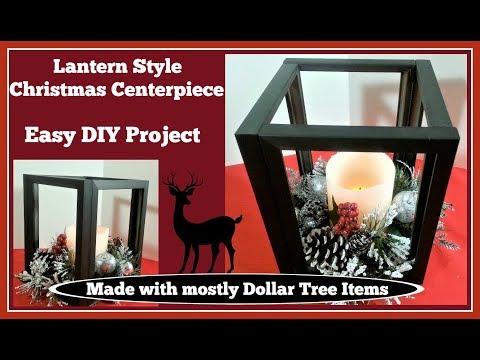 Dollar Tree DIY 🎄Christmas Centerpiece🎄