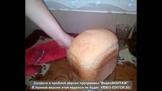 Хлеб ржаной 1 кг в хлебопечке Kenwood