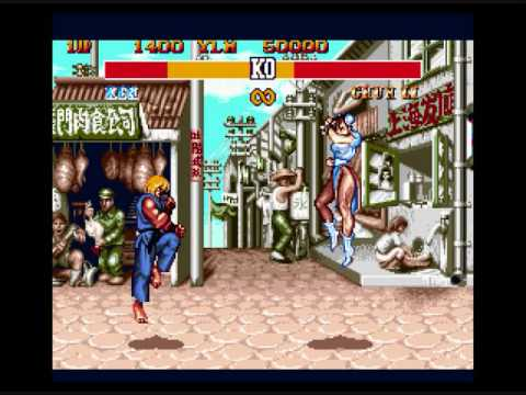 Misery Business - Ken's Theme Remix (Street Fighter 2)
