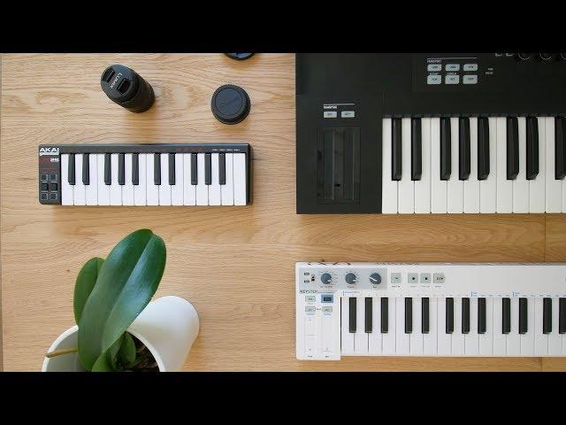 Home Studio : Tout Savoir sur le Clavier Maitre